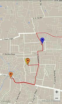 GPS RUTE MONITORING screenshot 5