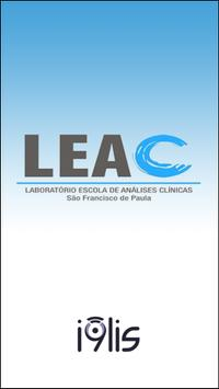 LEAC poster
