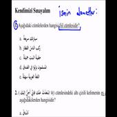İlahiyat arapca her gün 1 soru icon