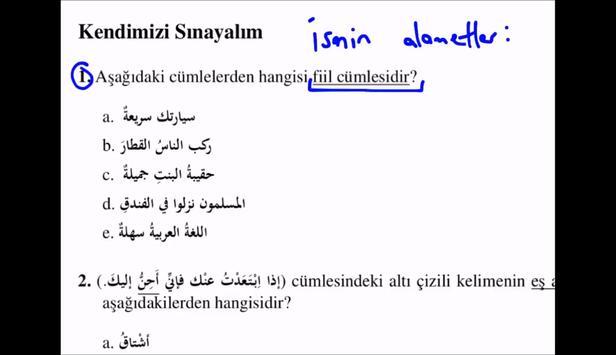 İlahiyat arapca her gün 1 soru screenshot 2