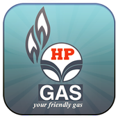 HP Gas Booking icon