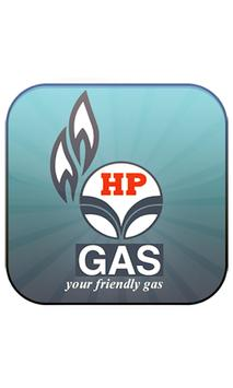 HP Gas Booking poster