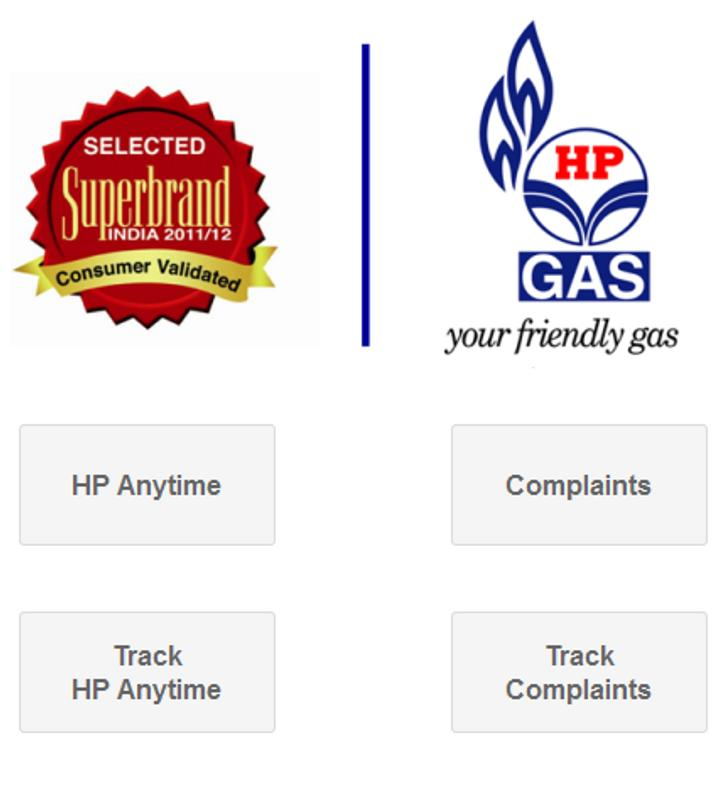HP Gas Booking APK Download - Free Tools APP for Android ...