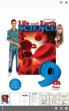 Science BE9 Old - Habib poster