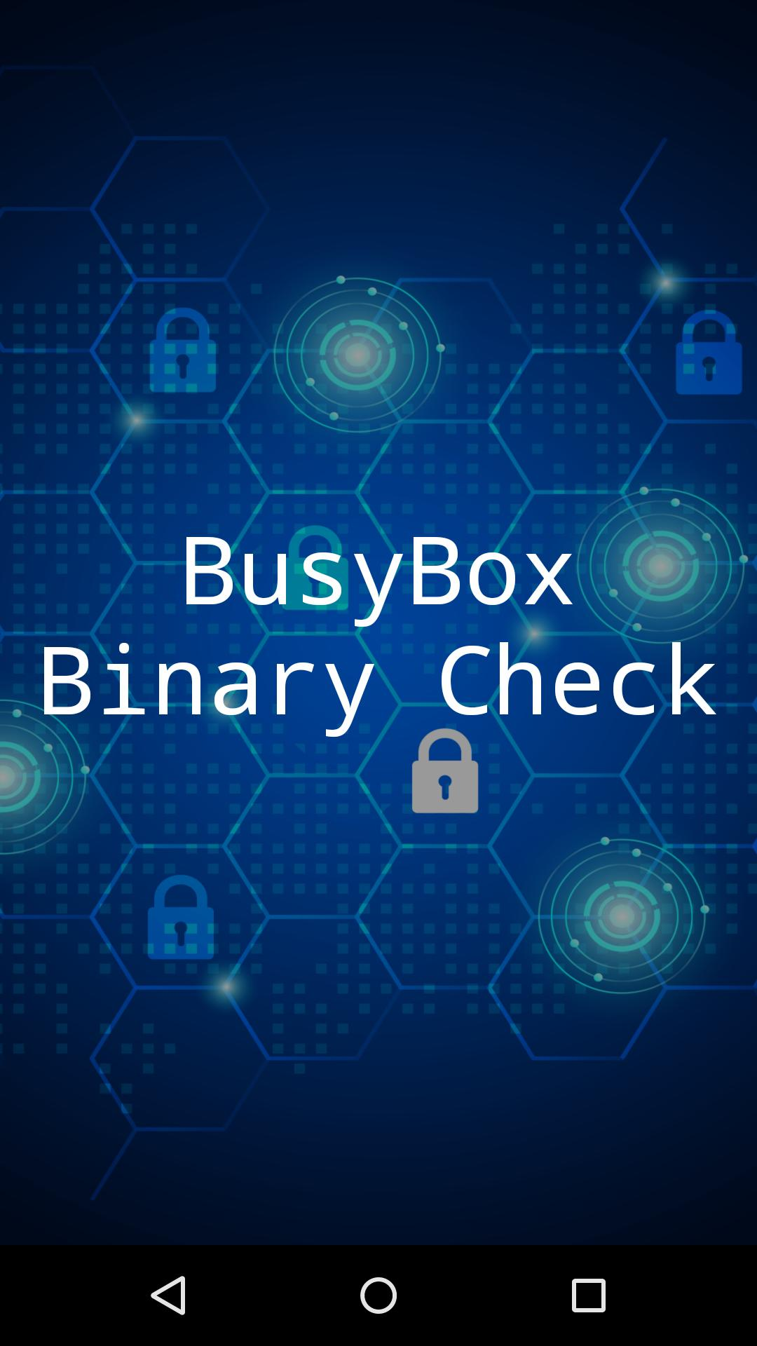 BusyBox Binary Check for Android - APK Download