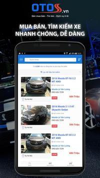 OTOS – Mua bán xe hơi, ô tô poster
