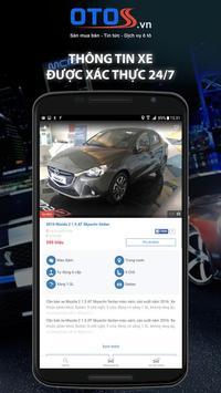 OTOS – Mua bán xe hơi, ô tô apk screenshot