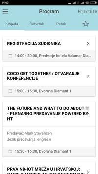 Combis Conference screenshot 1