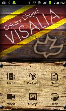 Calvary Chapel Visalia poster