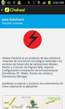 Chekea Panama screenshot 2