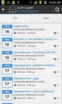 Buddhist Geeks Conference screenshot 1