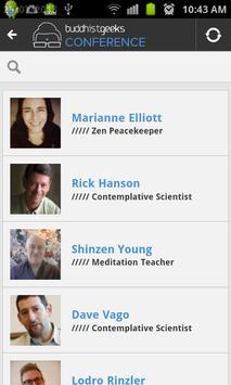 Buddhist Geeks Conference screenshot 2