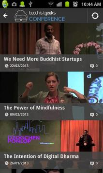 Buddhist Geeks Conference screenshot 3
