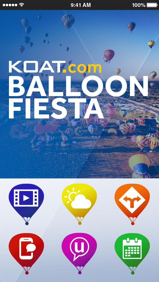 Albuquerque Fiesta Tracker By Koat For