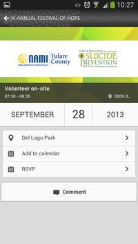 4th Annual Festival of Hope apk screenshot