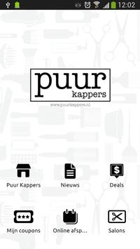 Puur Kappers poster