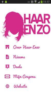 Haar Enzo poster