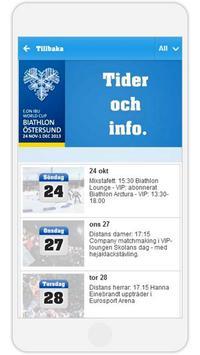 World Cup Östersund screenshot 2