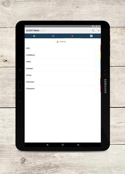 El Deforma apk screenshot