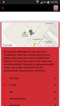 Care for Hair app apk screenshot