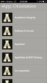 App4Orientation apk screenshot