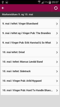 Vinger Blues & Sound Club apk screenshot