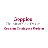 Goppion Catalogues Updater icon