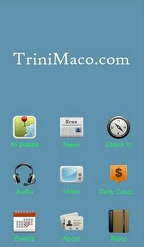 TriniMaco.com poster