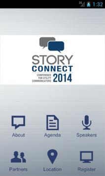 StoryConnect poster