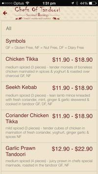 Chef's Of Tandoori apk screenshot