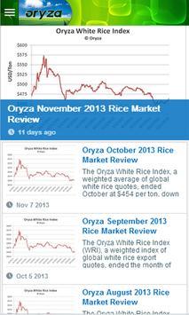 Global Rice Prices&Latest News screenshot 2