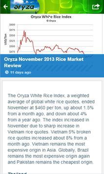 Global Rice Prices&Latest News screenshot 3