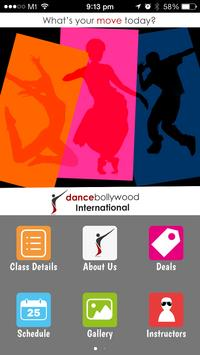 Dance Bollywood poster
