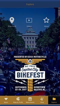 Ray Price Capital City Bikefest screenshot 3