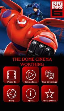The Dome Cinema, Worthing App poster
