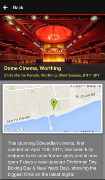 The Dome Cinema, Worthing App screenshot 3