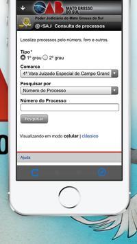 OAB MS apk screenshot