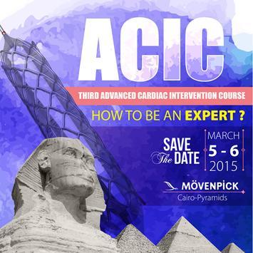 ACIC Egypt poster