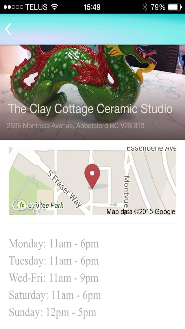 The Clay Cottage poster