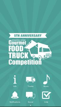 Springfield Food Truck poster