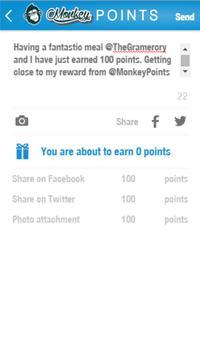 Monkey Points apk screenshot