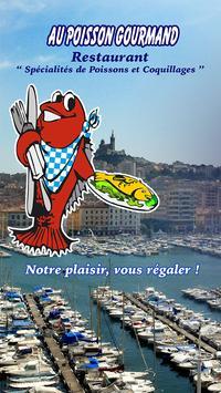Au Poisson Gourmand Marseille apk screenshot