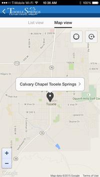 Tooele Springs Calvary Chapel apk screenshot