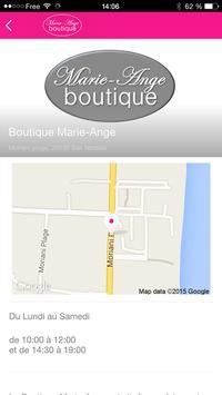 Boutique Marie-Ange screenshot 2