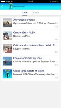 Sausset-Les-Pins officiel apk screenshot