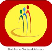 Deelskema/Sectional Title icon