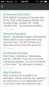 2015 NAEOP Conference screenshot 4