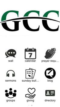 Grace Coastal Church الملصق