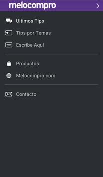 Melocompro apk screenshot