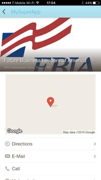 FBLA mobile app 2016 screenshot 4